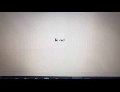 """The End."""