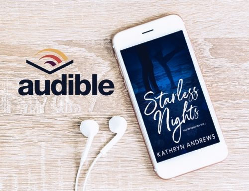 Starless Nights Audiobook is LIVE!