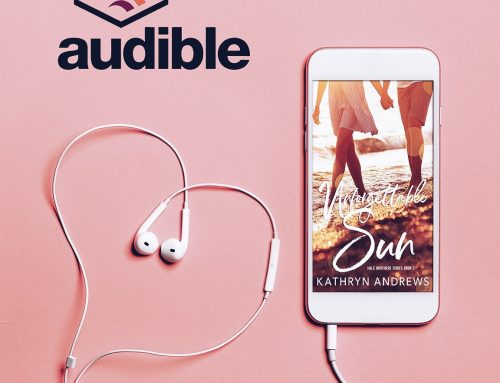 Unforgettable Sun Audiobook Release