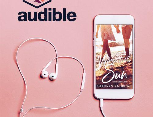 Unforgettable Sun Audiobook Release