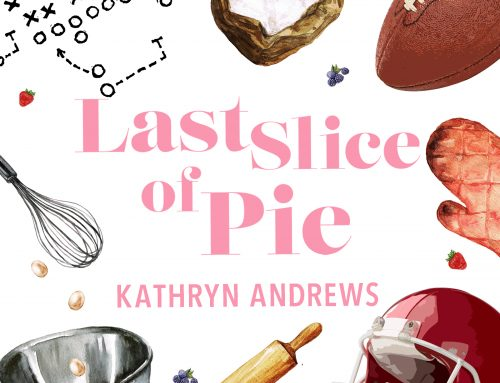 Four Weeks Until the Release of Last Slice of Pie!