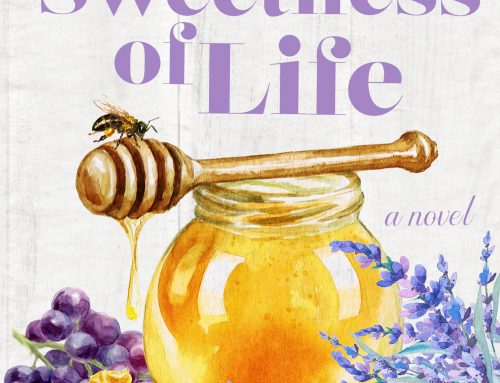 New Cover for The Sweetness of Life