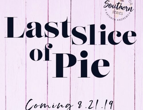 Last Slice of Pie Blurb and Release Date