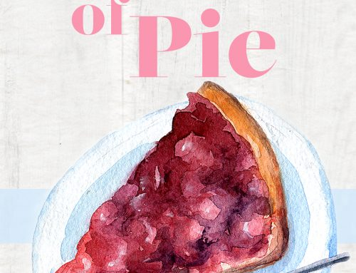 Last Slice of Pie Cover Reveal
