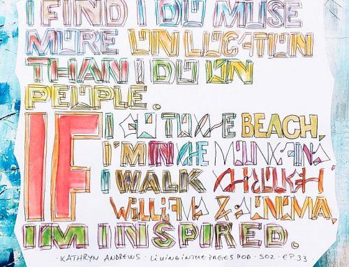 Beautiful Watercolor Quote