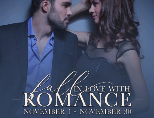 Fall In Love With Romance Giveaway