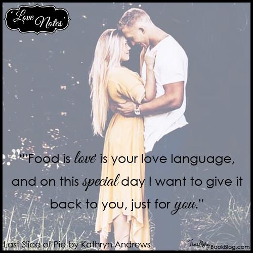 Love Note Kathryn Andrews LSoP