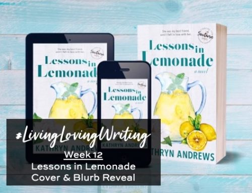 Lessons in Lemonade Cover and Blurb Reveal