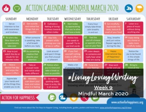 Mindful March 2020