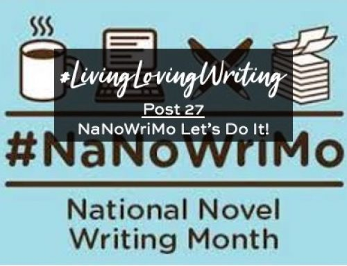 NaNoWriMo Let's Do It!