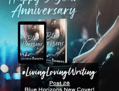 Blue Horizons New Cover