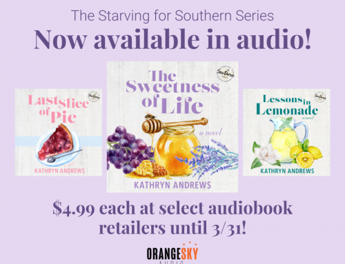 Starving for Southern Audio Release